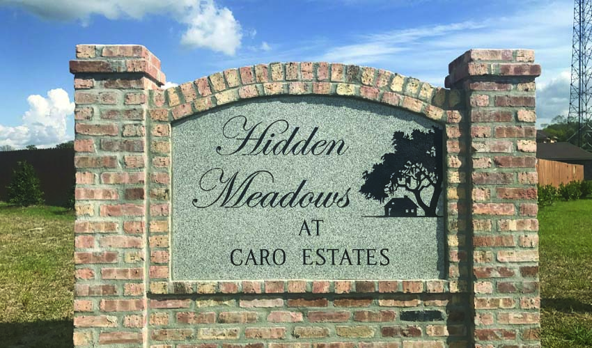 New Subdivision Lots- Hidden Meadows, Bayou Blue LA